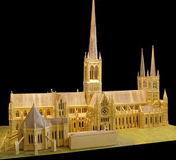 Model_with_Spires,_Lincoln_Cathedral