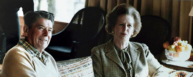 Thatcher_Reagan_Camp_David_1984