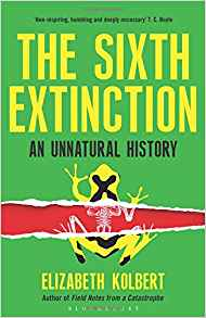 sixth extinction cover