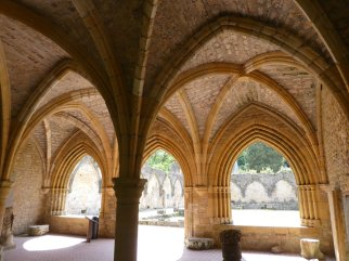 Orval chapter house
