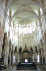 Pontigny choir