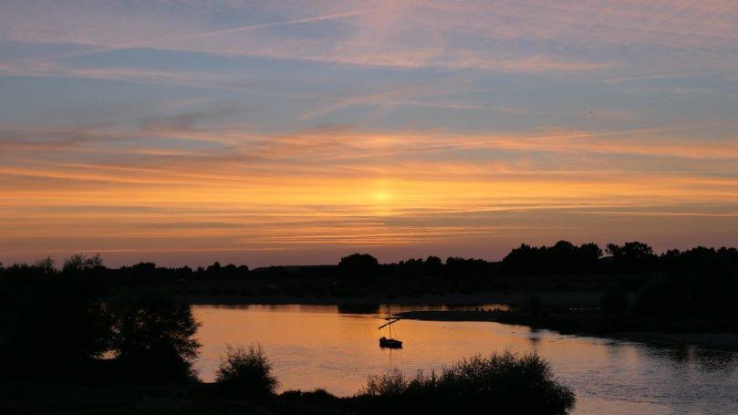 amboise sunset