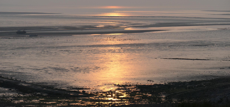 dee estuary sunset 2