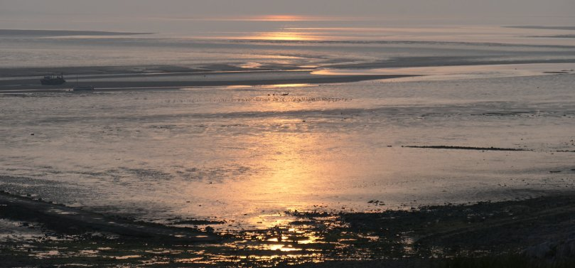 dee estuary sunset 2