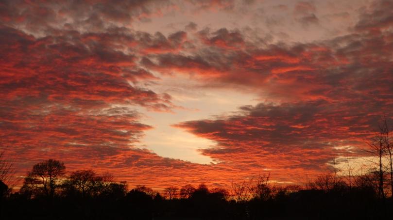 knutsford sunset