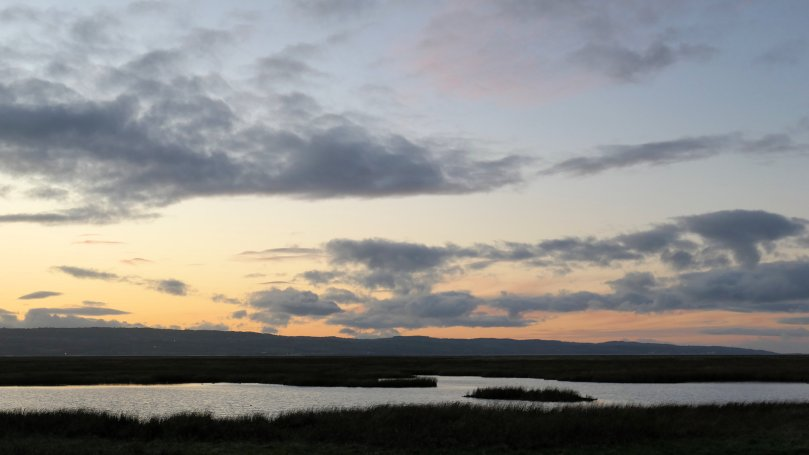 parkgate sunset