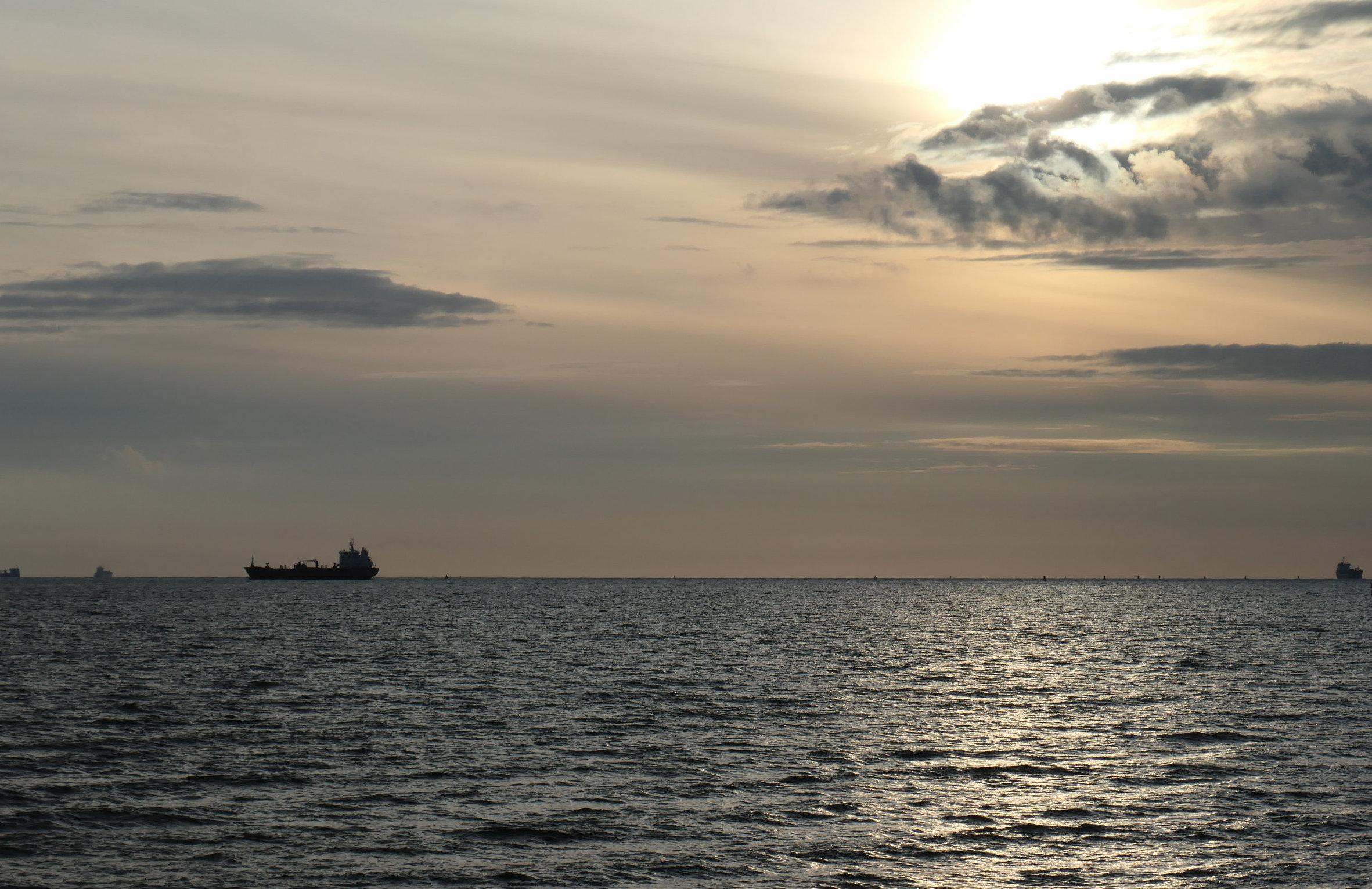 crosby evening ship queue