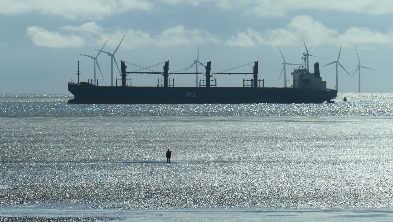 crosby ship windmills